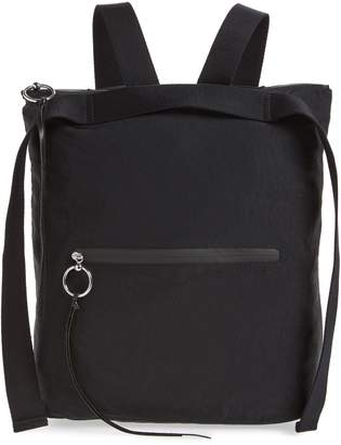 Rebecca Minkoff Nylon Convertible Backpack