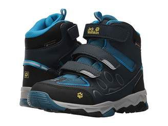 Jack Wolfskin Kids Mountain Attack 2 Waterproof Mid VC (Toddler/Little Kid/Big Kid)