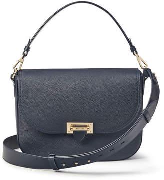 Aspinal of London Slouchy Saddle Bag
