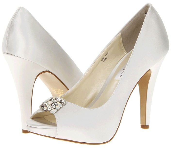 Coloriffics Aubrey (Ivory) - Footwear