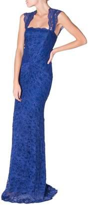 Nicole Miller Elegant Lace Royal