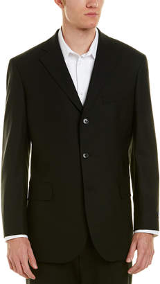 Brooks Brothers Brooks Brother Madison Fit Wool-Blend Suit Jacket