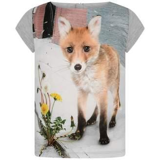 Molo MoloGirls Urban Fox Rubertha Top