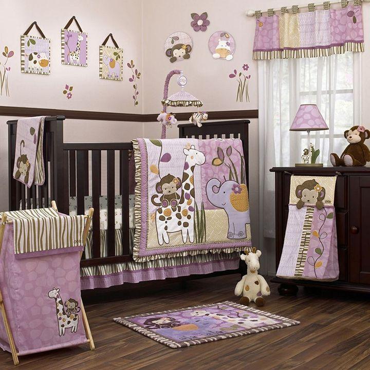 CoCalo baby jacana 8-pc. crib bedding set