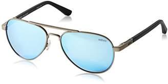 Revo Raconteur RE 1011 00 GY Polarized Aviator Sunglasses