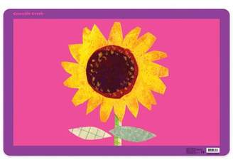 Crocodile Creek Sunflower Placemat