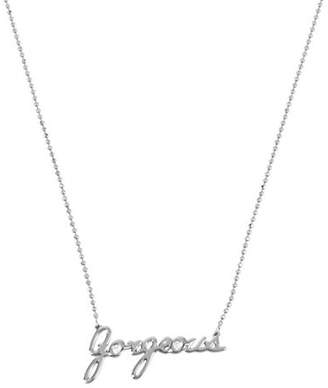 Betsey Johnson Gorgeous Pendant Necklace