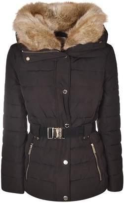 Michael Kors Belted Padded Jacket