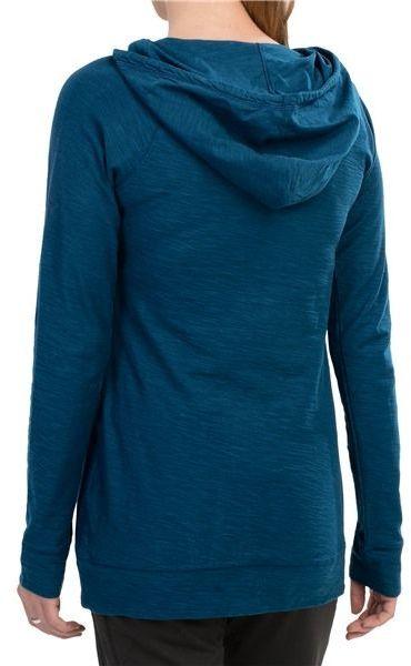 New Balance Hooded Tunic Shirt - Long Sleeve (For Women)