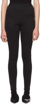 Balenciaga Black Logo Jogger Trousers