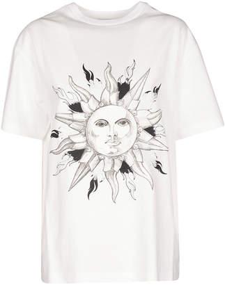 Fausto Puglisi Sun Print T-shirt