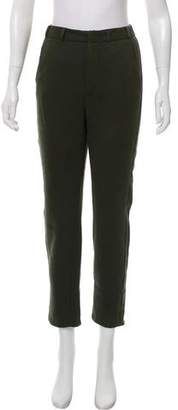 MM6 MAISON MARGIELA Cropped High-Rise Pants