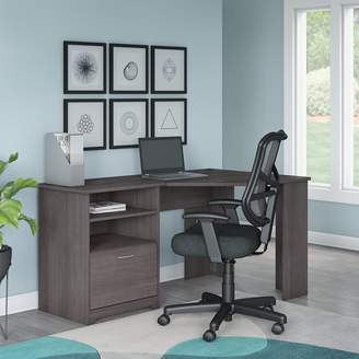 Hillsdale Red Barrel Studio Reversible Desk