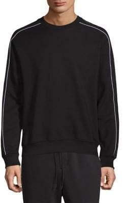 3.1 Phillip Lim Stripe Track Sweatshirt