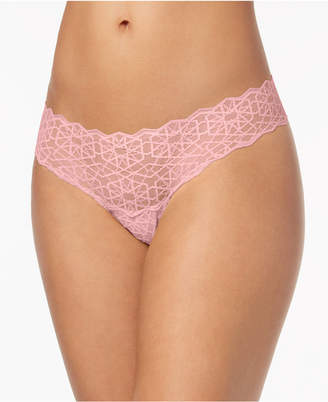 Cosabella Sweet Treats Star Sheer Lace Thong TREAT0320