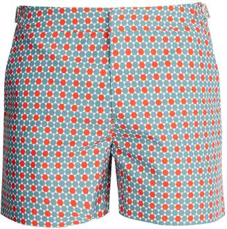 Orlebar Brown Setter Nerissa-print swim shorts