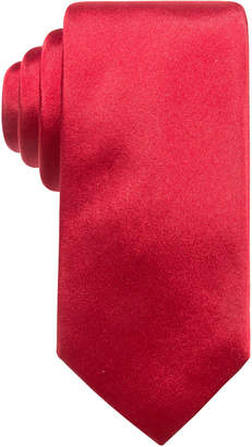 Ryan Seacrest Distinction Men's Solid Silk Tie, Created for Macy's