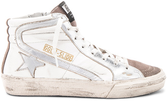 Golden Goose Slide Sneaker $480 thestylecure.com
