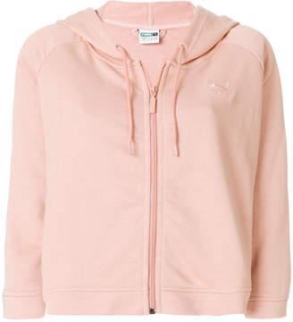 Puma jersey hoody