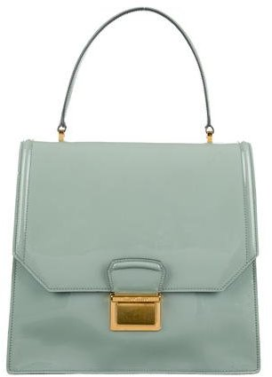 Miu Miu Miu Miu Patent Leather Shoulder Bag