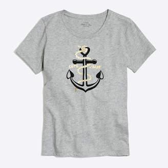 J.Crew Factory Anchor T-shirt