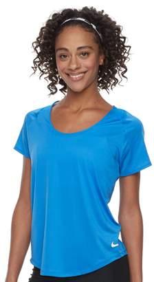 Nike Women's Dry Short Sleeve Running Top