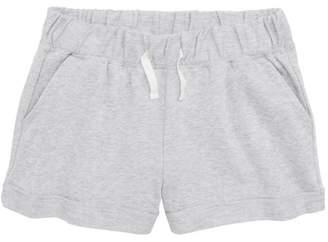 Splendid Cuff French Terry Shorts (Big Girls)