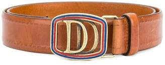 DSQUARED2 worn effect belt