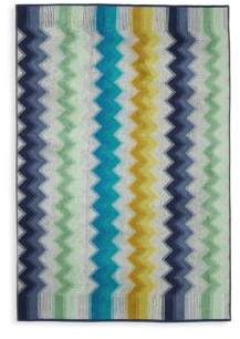 Missoni Selma Zigzag Cotton Bath Sheet