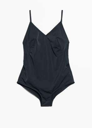And other stories Strap Back Swimsuit