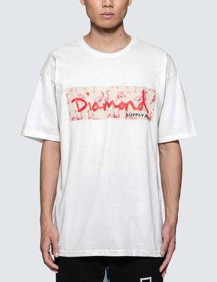 Diamond Supply Co. Flamingo Box Logo S/S T-Shirt