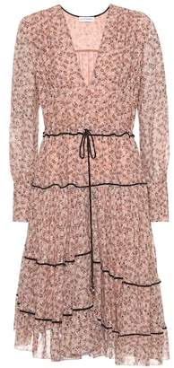 Altuzarra Isabel floral silk-blend dress
