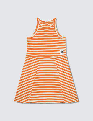 Mini Rodini Stripe Rib Tank Dress