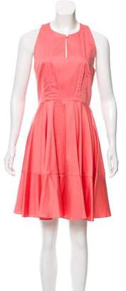 Tara Jarmon Sleeveless Mini Dress
