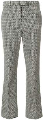 Etro patterned trousers