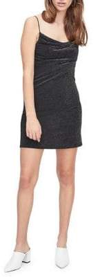 Miss Selfridge Cowlneck Sheath Dress