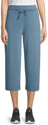 ST. JOHN'S BAY SJB ACTIVE Active Mid Rise Cropped Pants