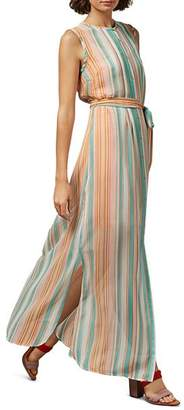 Ted Baker Canpar Color by Numbers Candy Striped Dress