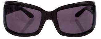 Missoni Tinted Wrap Sunglasses
