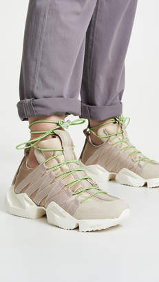 Unravel Project Drawstring Sneakers