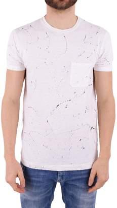 Daniele Fiesoli Linen Blend T-shirt