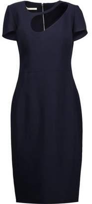 Antonio Berardi Cutout Stretch-Crepe Dress