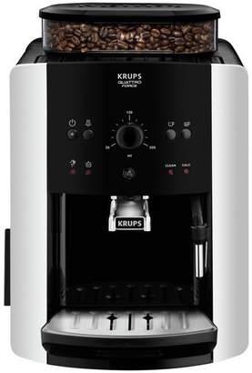 Krups EA811840 Arabica Bean to Cup Coffee Machine - Silver
