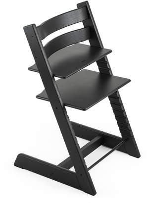 Stokke Tripp Trapp®; Premium Oak Collection Chair, Black
