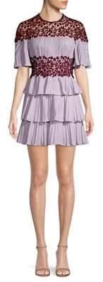 AMUR Minka A-Line Dress