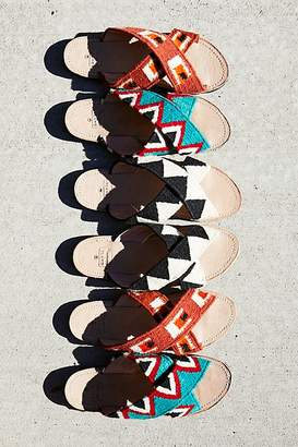 Jing Slide Sandal by Ilano at Free People
