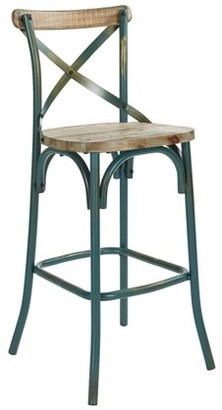 """Office Star OSP Designs by Products Somerset 30"""" Bar Stool"""