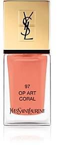 Saint Laurent Women's La Laque Couture Nail Polish - Op Art Coral