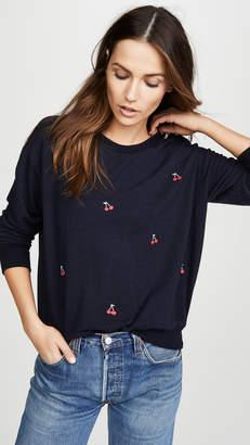 Sundry Cherries Basic Sweatshirt