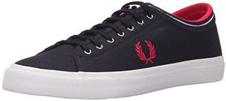 Fred Perry Kendrick Tipped Cuff Canvas Sneaker